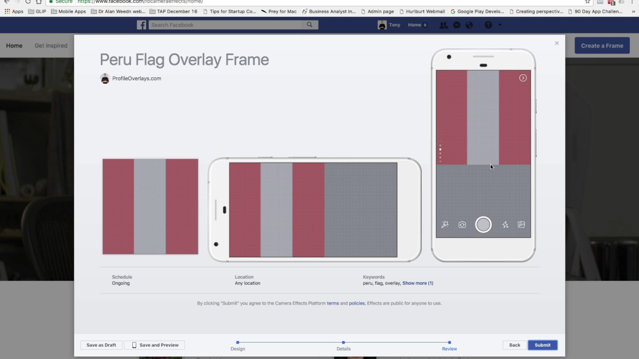 Frames Facebook Profile Picture Free