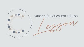 Sustainable Home - Earth Week with Minecraft: Education Edition