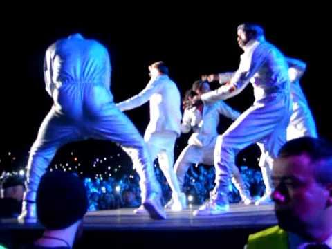 Concierto Justin Bieber Chile 12/11/2013 - Take you