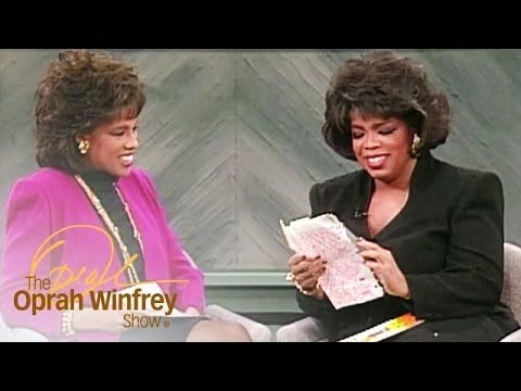 Oprah and Gayle Read Their High School Love Letters  The Oprah Winfrey   Oprah Winfrey Network