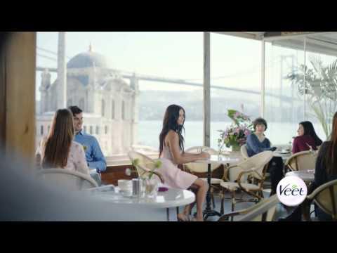 ADRIANA LIMA VEET Reklamı