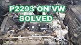 error code P2293 (RESOLVED) - YouTube