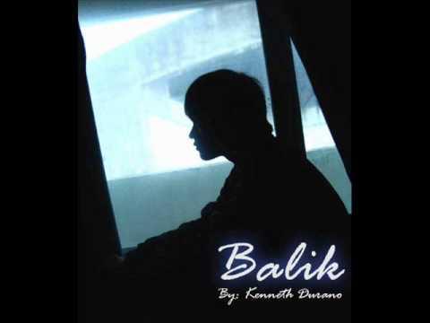 Balik by Kenneth Durano with Lyrics Chords - Chordify