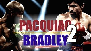 Manny Pacquiao vs Timothy Bradley 2 Boxing Fight 2014 Fully Re-Enhanced HD
