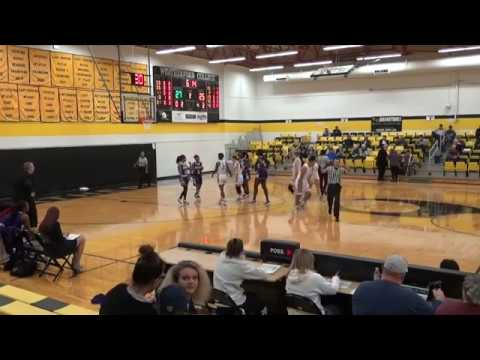 1-21-19 Weatherford College vs Ranger College Women's Basketball Game