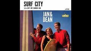 Jan and Dean - Surf City (2021 Stereo Remaster)