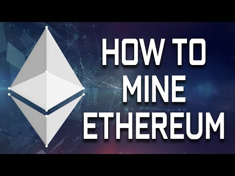 How To Mine Ethereum (Very Easy)