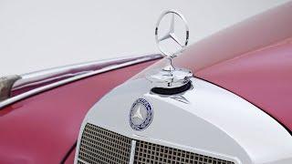 w186 Mercedes-Benz 300 C Sedan Automatic w186 Adenauer 1956