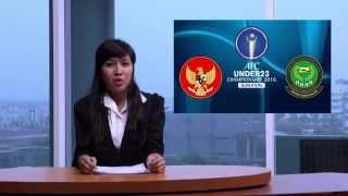 Indonesia U-23 VS Brunei U-23 // UTS Jurnalistik TV UMN