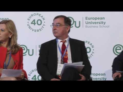 Alumni panel EU 40th Anniversary - International Business School - EU Business School