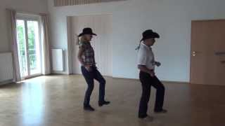 Jacob's Ladder Linedance Teach & Dance