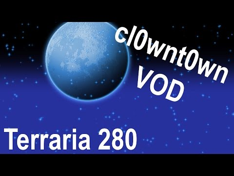 Terraria 280 - Exp / Sum / Mag - Start of Playthrough - !spin works