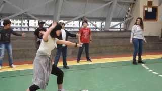 ECA Dance Troupe  St Francis