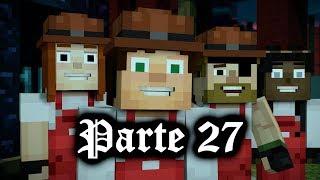 #27 Minecraft: Story Mode - Season 2 - Uma Luz na Escuridão [Gameplay/Walkthrough]