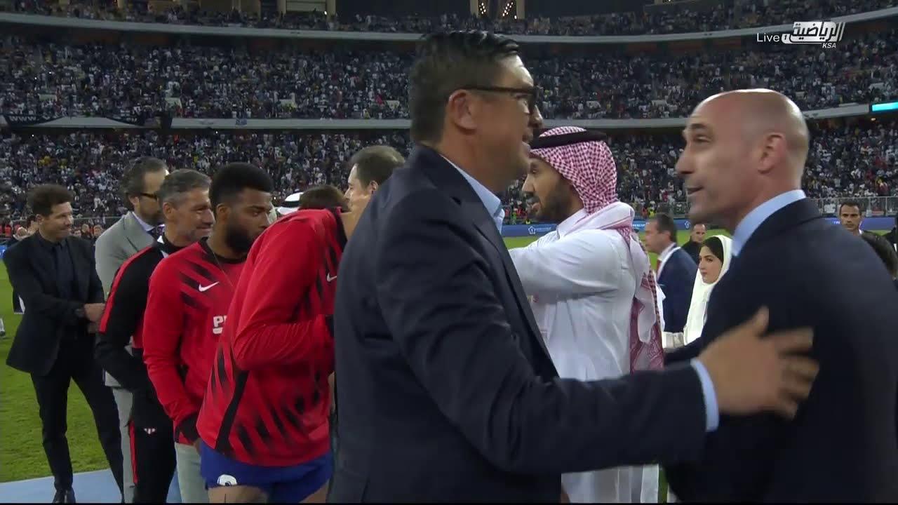 Real Madrid Selebrasi Piala Super Spanyol 2020 - YouTube
