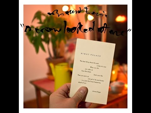 Mount Eerie - A Crow Looked At Me (2017) (Full album lyric video)