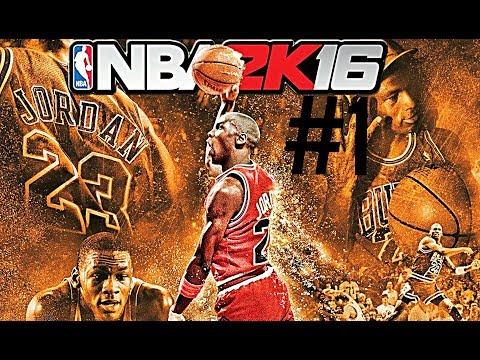 NBA 2K16|Jiri Welsch#1