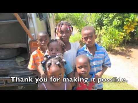 Haiti Volunteer Trip 2011 - Thank you!