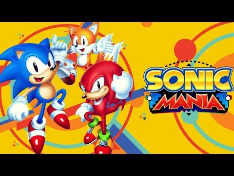Switch Longplay [008] Sonic Mania Plus (Part 1 of 3) Sonic and Tails