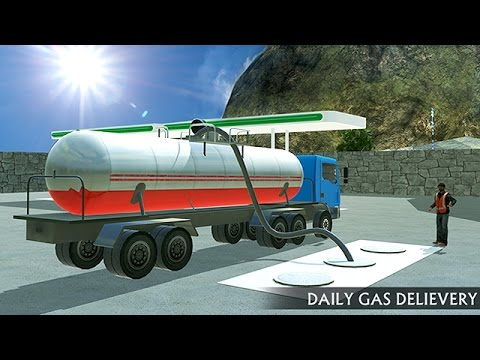 Off Road Oil Transporter Truck (by Vital Games Production) Android Gameplay [HD]