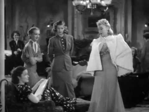 Lucille Ball & Ginger Rogers In Stage Door