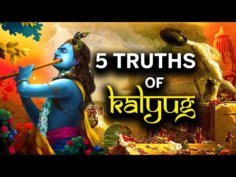Krishna Already Told 5 Truths Of Kalyug To Pandavas At The Time Of Mahabharata  [In Hindi]