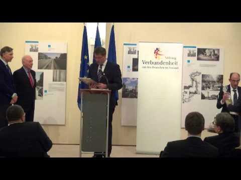Stiftung Verbundenheit mit den Deutschen im Ausland