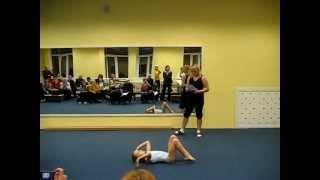 Вольные упражнения: гимнастика(часть 1)
