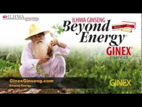 Ginex Ginseng- Beyond Energy