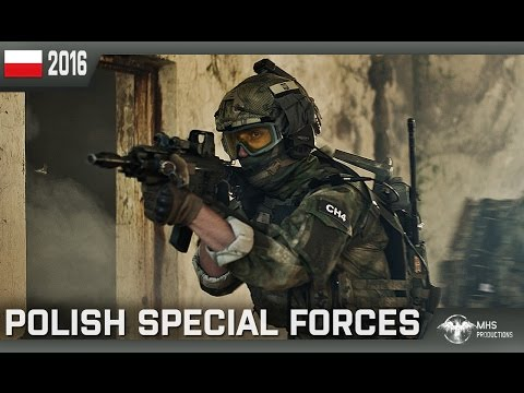 """Polish Special Forces 