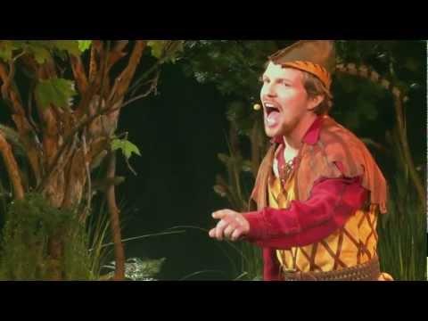 Robin Hood: Jelle Cleymans zingt 'Ik ben Robin Hood'