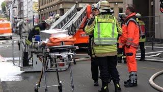 Zimmerbrand im 3. OG – Schnelles Eingreifen der Feuerwehr verhindert Schlimmeres