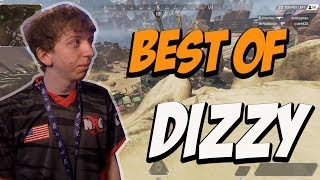 APEX LEGENDS- BEST OF DIZZY! (Insane Plays, Crazy Aim, Funny Moments & More) #1