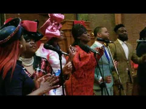 James Hall Worship And Praise: Deep Down In My Heart