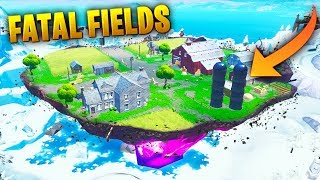 *NEW* FATAL FIELDS Floating Island!! - Fortnite Funny WTF Fails and Daily Best Moments Ep.1331