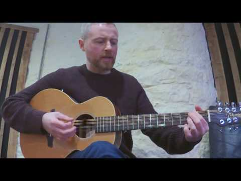 Irish Bouzouki Lesson 1 - advanced chord progression