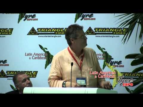 Heriberto Romero Hules Banda, Mexico - Latin Tyre Expo 2014