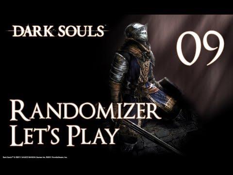 Dark Souls - Randomizer Let's Play Part 9: The Quest for DWGR