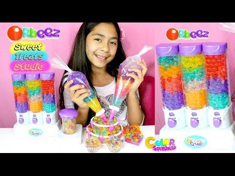 New Orbeez Crush Sweet Treats Studio Orbeez Toys   B2cutecupcakes