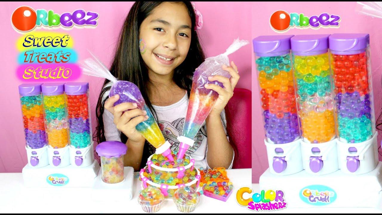 New Orbeez Crush Sweet Treats Studio Orbeez Toys ... - photo#7