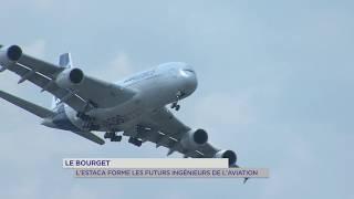 Aéronautique : L'Estaca en vedette au salon du Bourget