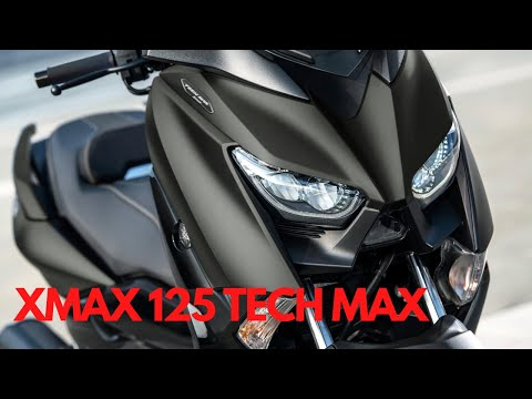 Yamaha XMAX 125 CC Tech MAX | Years Model 2020