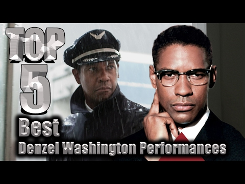 Top 5 Best Denzel Washington Performances