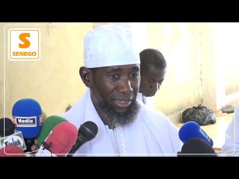 Korité 2021 à Ndindy Discours Serigne Ahmadou Rafahi Mbacké Falilou