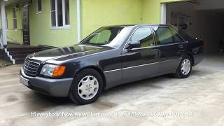 Mercedes-Benz 600SEL Test Drive