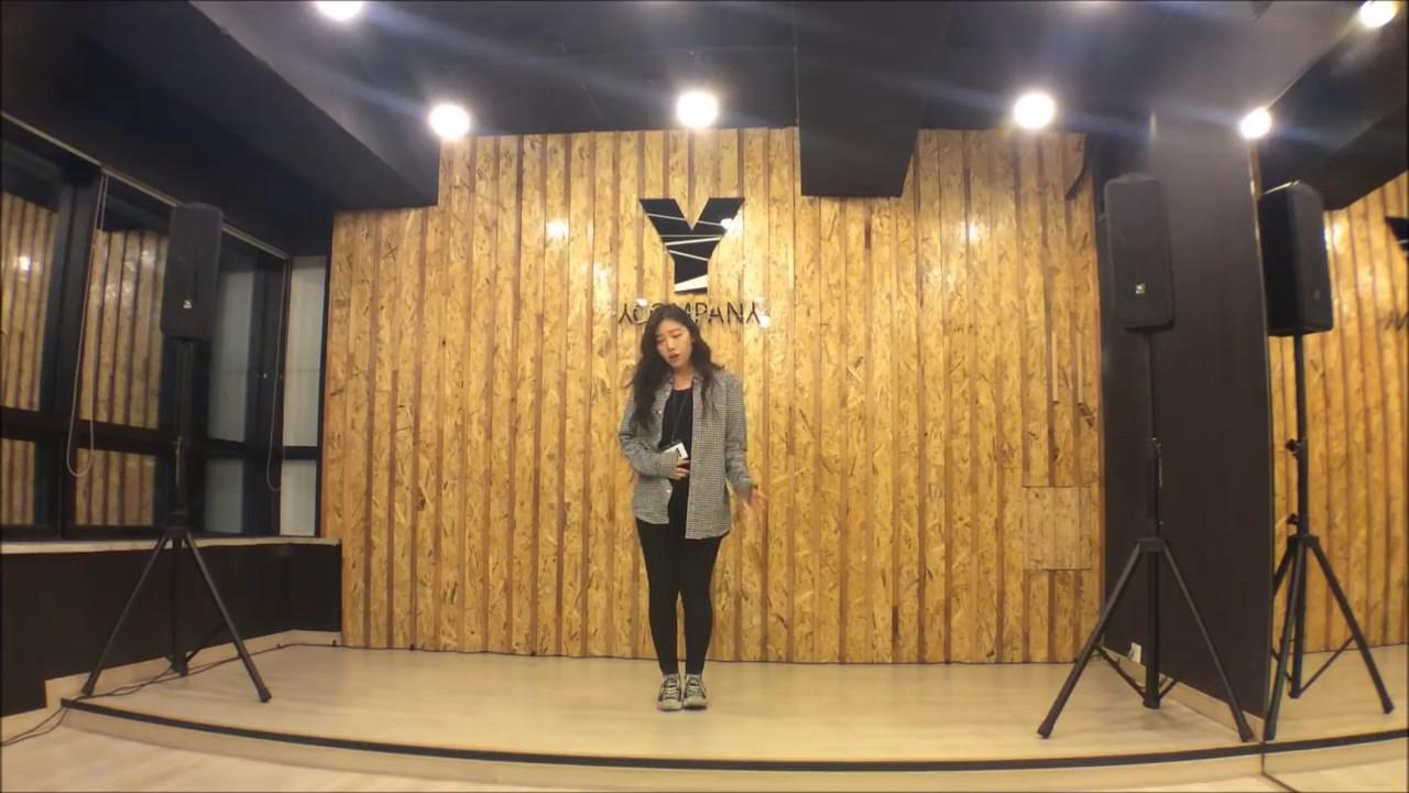 [Kpop Audition] A-CUBE Entertainment : 강남보컬학원 와이뮤직   A CUBE 오디션 현장