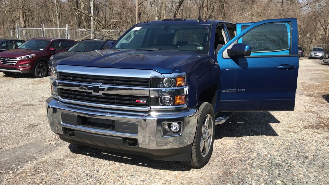 2500hd Silverado For Glenn Porter Chevy In Newark De