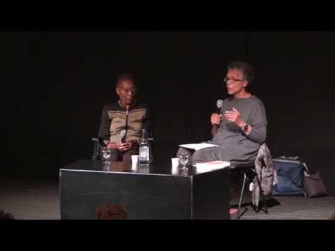 Hortence Spillers and Gail Lewis at the Institute of Contemporary Arts