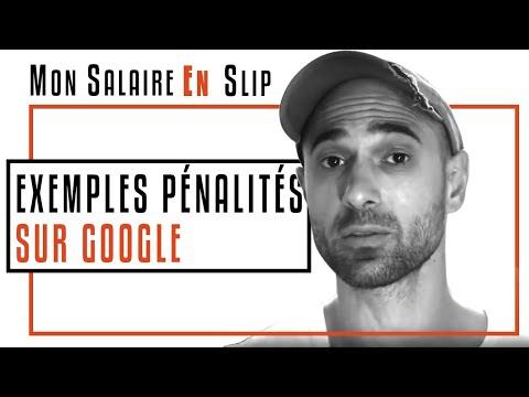SEO : Les Pénalités et Filtres sur Google