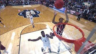 AGAIN! Duke survives as Va. Tech's last second shot falls off the rim